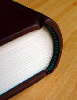 Papercut Bindery: 1. Bookbinding tutorial from start to end