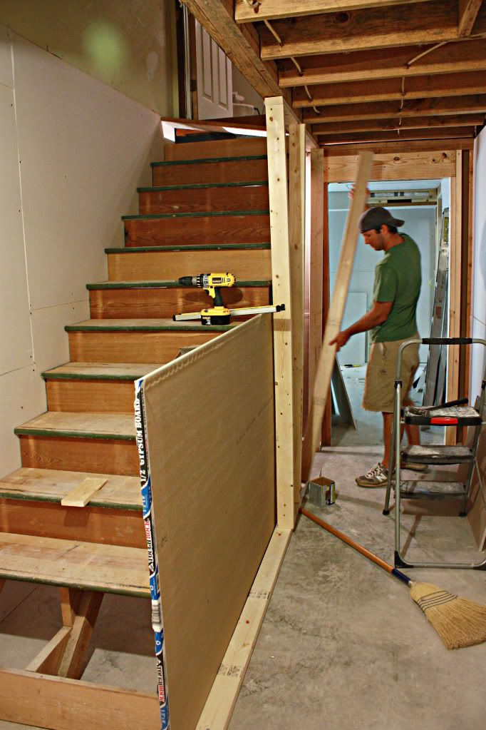 Before After Of The Year Basement Stair Basements And