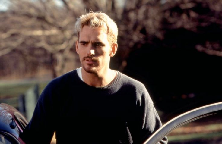 Matt Dillon, 1997   Essential Gay Themed Films To Watch, In And Out http://gay-themed-films.com/watch-in-and-out/