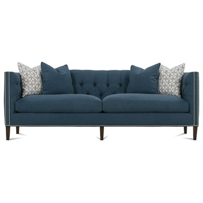 Robin Bruce Brette-033 Brette Sofa available at Hickory Park Furniture Galleries
