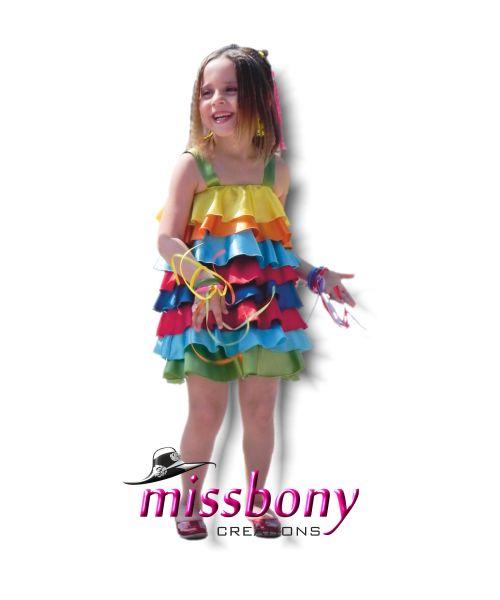 VAKA VAKA kız çocuk elbisesi