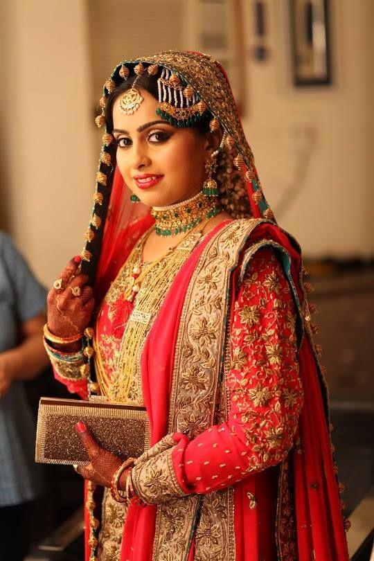 Dupatta for wedding