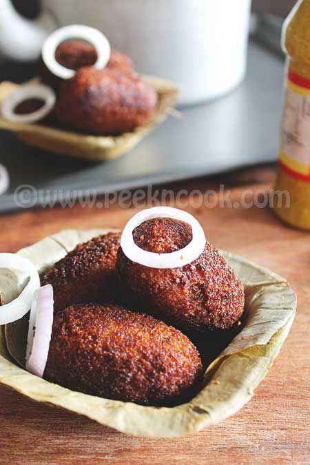 Bengali Mutton Chop