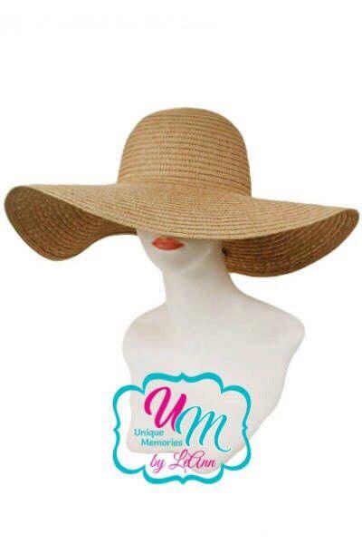 93c4d01c7c2 Hot Mama floppy Beach Hat