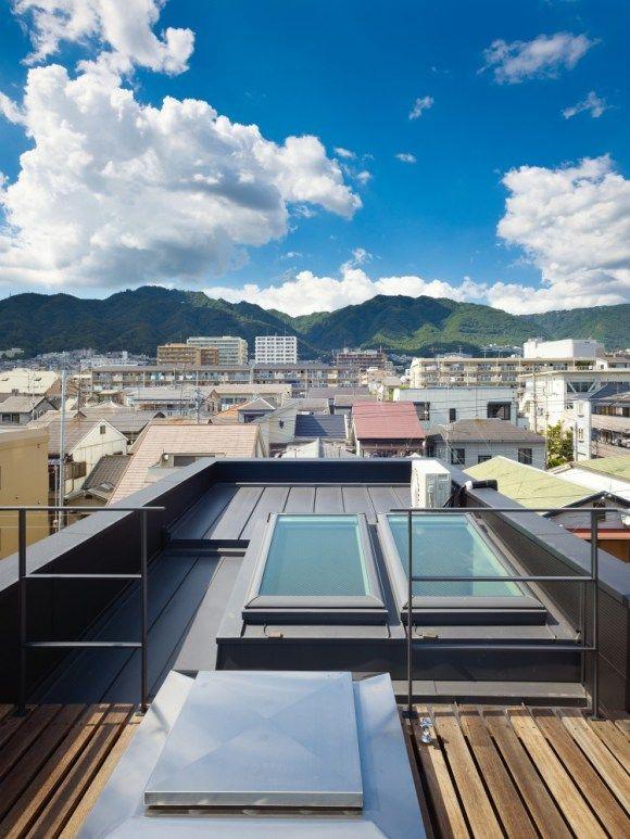 Nada House, Hyogo Prefecture, Japan #TinyHouse