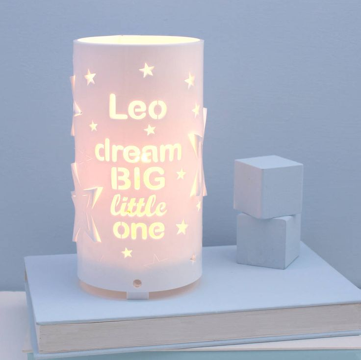 Are you interested in our Childrens night light? With our dream big little one you need look no further.