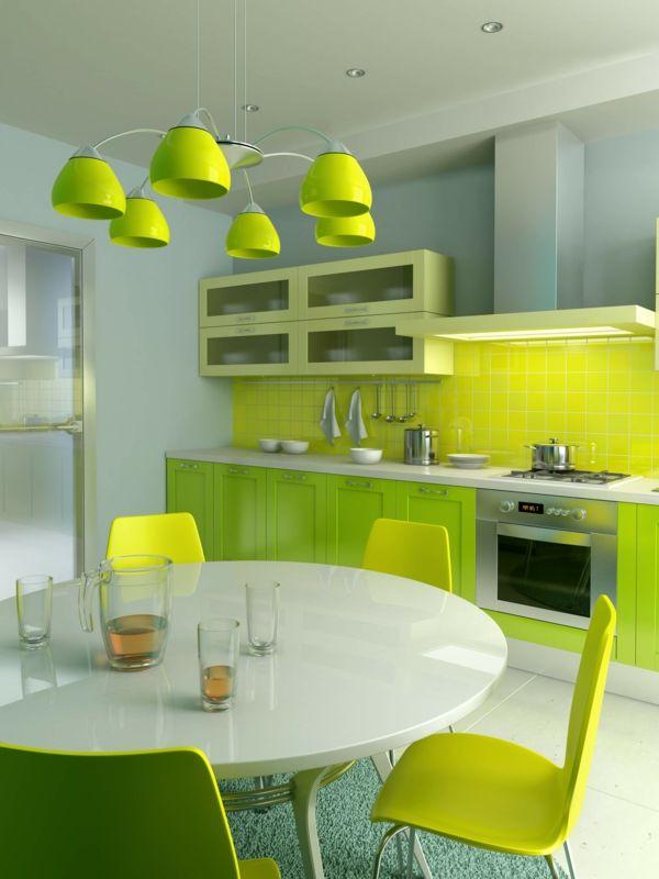 12 besten Küche Bilder auf Pinterest | Küchen, Dekoration und Grüne ...