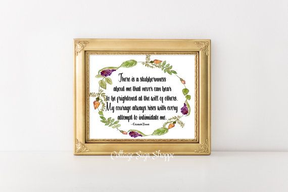 Jane Austen Quote Elizabeth Bennet Quote Pride by CottageArtShoppe