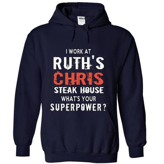 Work At Ruths Chris Steak House - #shirt girl #sueter sweater. FASTER => https://www.sunfrog.com/No-Category/Work-At-Ruth-NavyBlue-3895409-Hoodie.html?68278