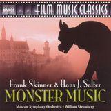 Frank Skinner & Hans J. Salter: Monster Music [CD]