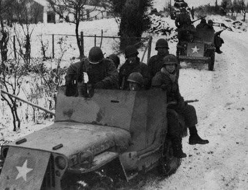 Halftrack 9th Armored Division | 1000 images about panzer