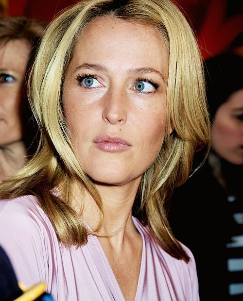 Gillian Anderson ruined my life. I come here to cope.