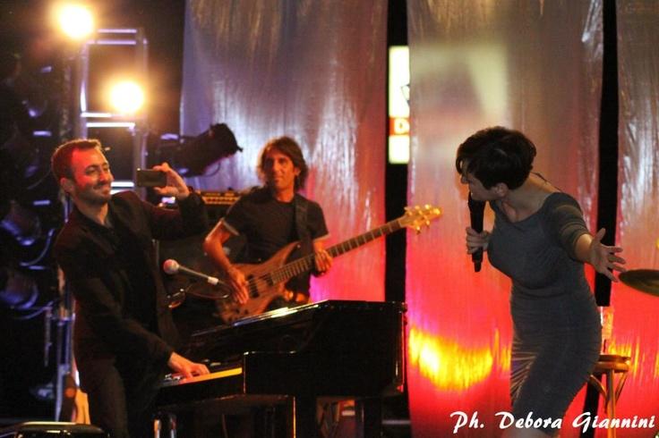 Scherzando... #GiuseppeBarbera #Arisa #Amami #concert #pianist