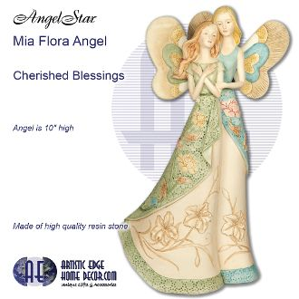 MiaFlora Angels - Cherished Blessings
