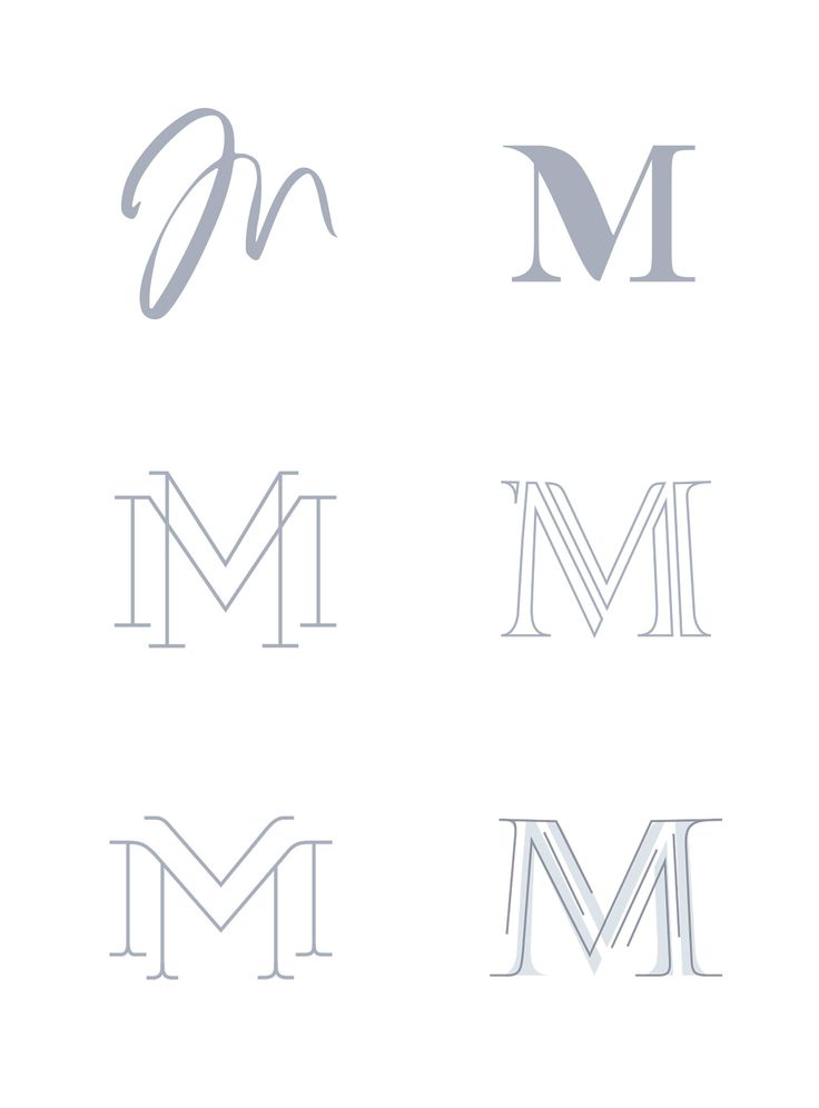 + Maya LOVES the first M on the top left corner - not the other Ms