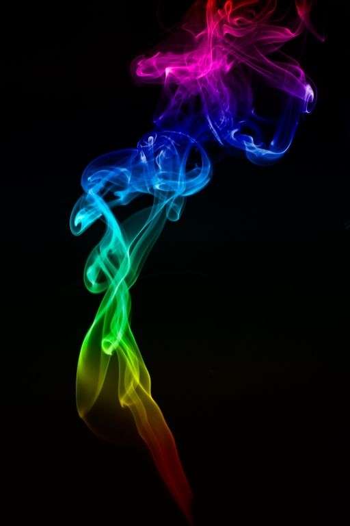 color smoke - A. Iuculano