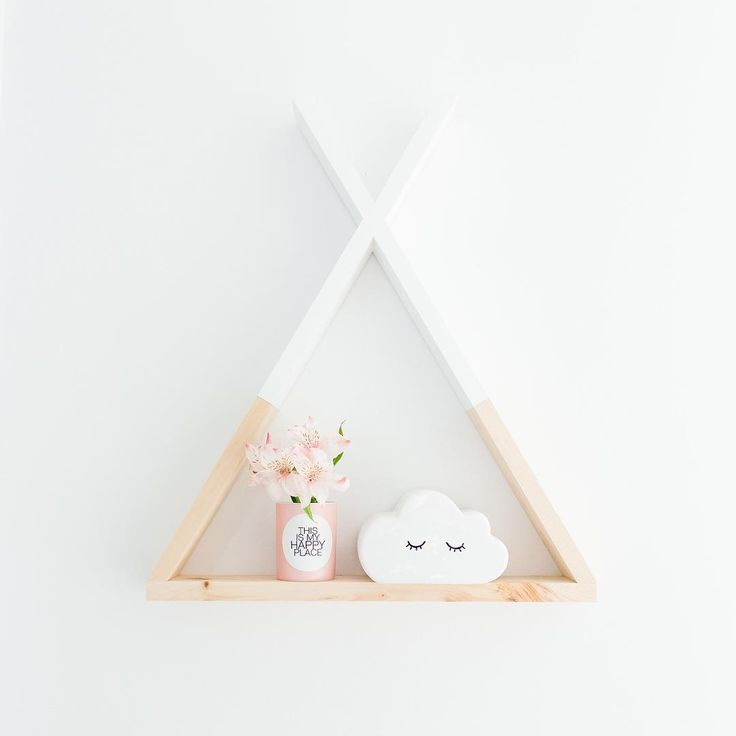 These adorable teepee shelves are now available in store and online. #monvestibule