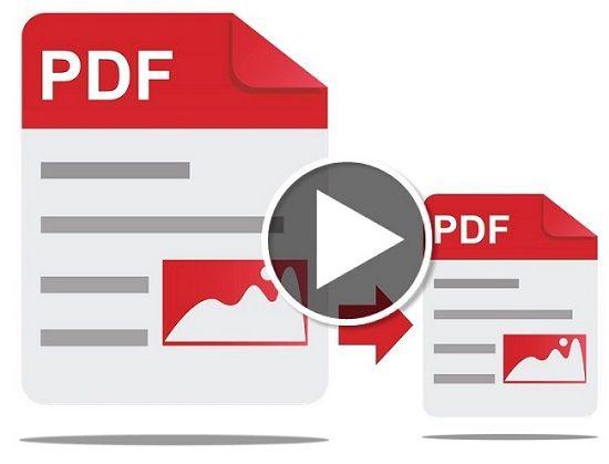 Jak zmiejszyć rozmiar pliku pdf?