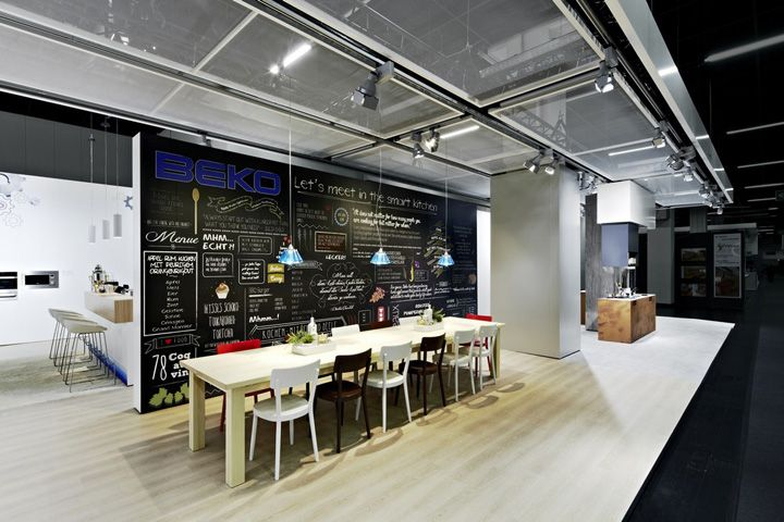 BEKO stand by Franken Architekten, Cologne - Germany