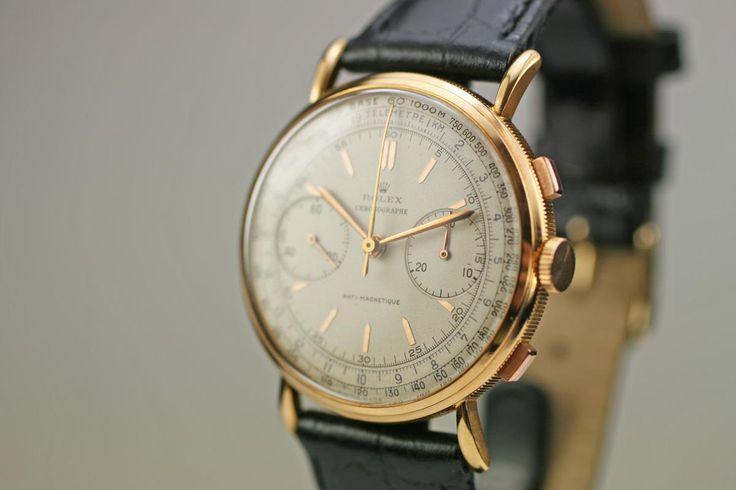 1960 Rolex Chronograph
