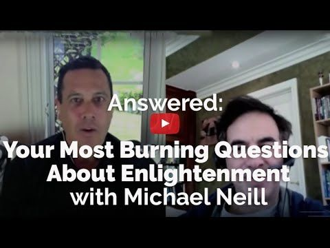SuperCoach Michael Neil talks about Enlightenment, spirituality and what it takes to create deep change & transformation  Interviewee: Henare O'Brien  www.HenareAndKate.com  www.KateMareeOBrien.com