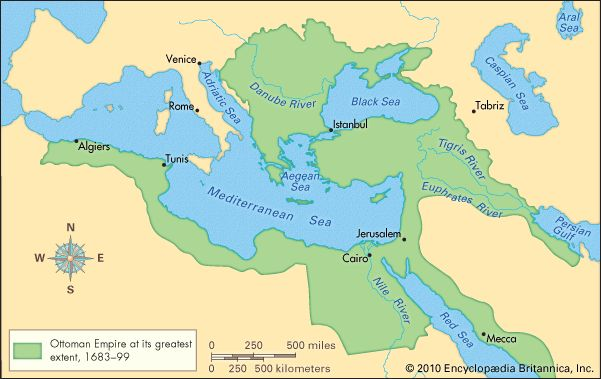 A great article on the Ottoman Empire from Britannica School, which is available in three different reading levels to suit students' needs. It also have related images, videos and teacher notes.