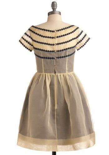 button back, sheer layering, short sleeve retro: Sheer Layered, Sleeve Retro, Shorts Sleeve, Graduation Parties, Ooh Fashion