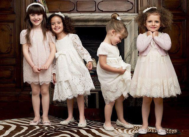 Ecco le proposte per gli abiti da cerimonia per bambini 2015: la moda per bambina e bambino adatta a cerimonie, nozze e Prima Comunione.