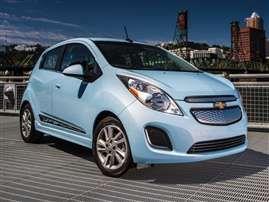Best Gas Mileage Cars - 2015 Chevrolet Spark EV
