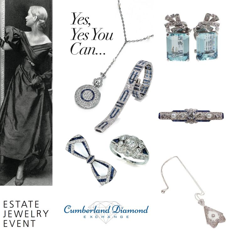 Join us for an exciting 2-day event NEXT WEEK to see some timeless pieces from the private collections of Elizabeth Taylor, Farrah Fawcett, Elvis, Jerry Lee Lewis, Joan Rivers, & many others! 😍💎  This unique event, created to bring you a new generation of memories, will take place at Cumberland Diamond Exchange on Friday, May 5th from 10am - 4pm and Saturday, May 6th from 10am - 4pm. 🎉✨  Make your appointment today: (770) 434-4367  RSVP here & please feel free to invite your friends…