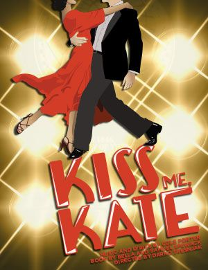 Kiss Me, Kate at Hartford Stage