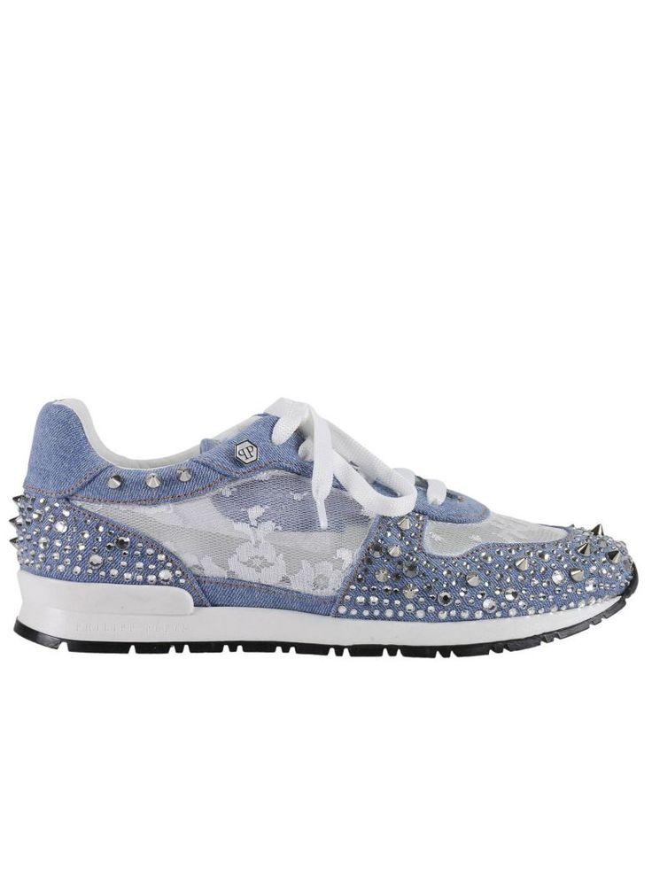 PHILIPP PLEIN Sneakers Shoes Women Philipp Plein. #philippplein #shoes #
