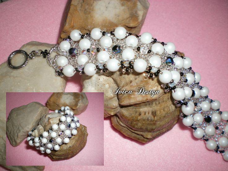 Sunday bracelet <3 Follow me on my Facebook page:https://www.facebook.com/IvicaDesign/ Buy my jewellrys on:  https://porteka.com/hu/ivica