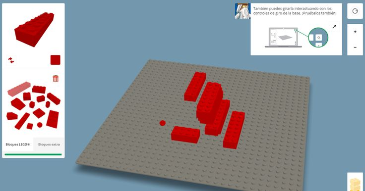 EL PATIO DE GEMMA: 643. LEGO. CONVIÉRTETE EN MAESTRO CONSTRUCTOR