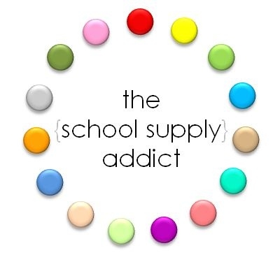 The {School Supply} Addict  - This is such an awesome blog and well organized blog