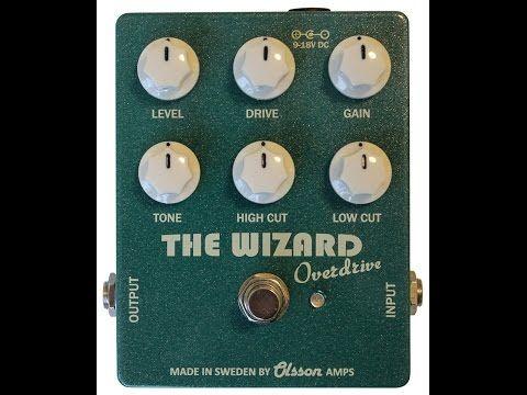 Olsson Wizard Overdrive