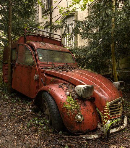 Crock au Van [Explore] by Martyn.Smith. Cheers for 2 million views!, via Flickr