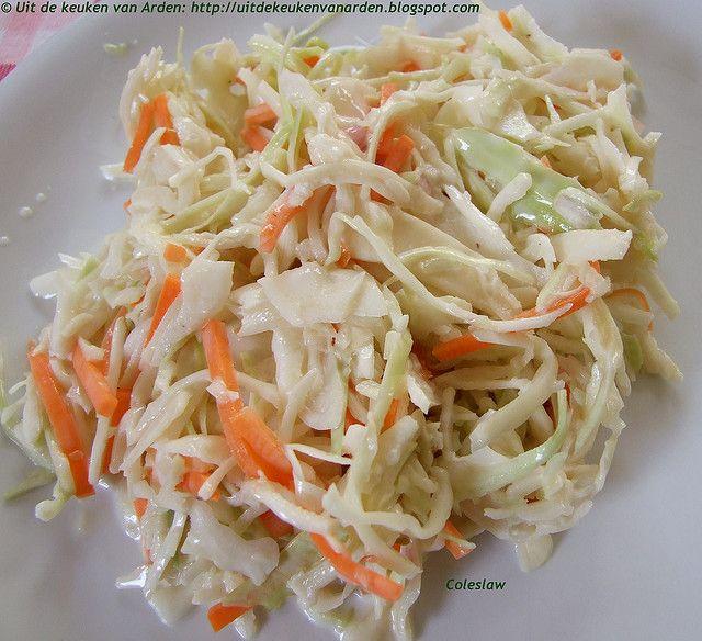 Uit de keuken van Levine: Coleslaw (koolsalade)