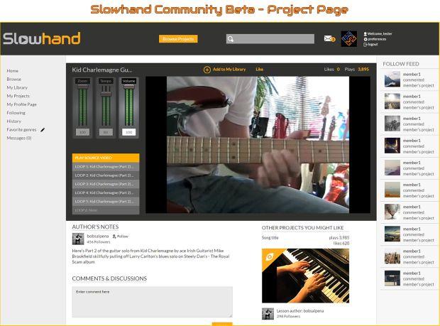 Slowhand by MasterMind Design | Indiegogo