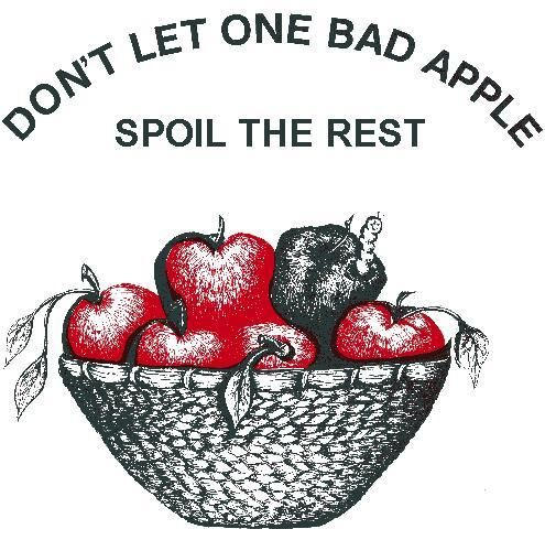 Bad Apple Quotes. QuotesGram