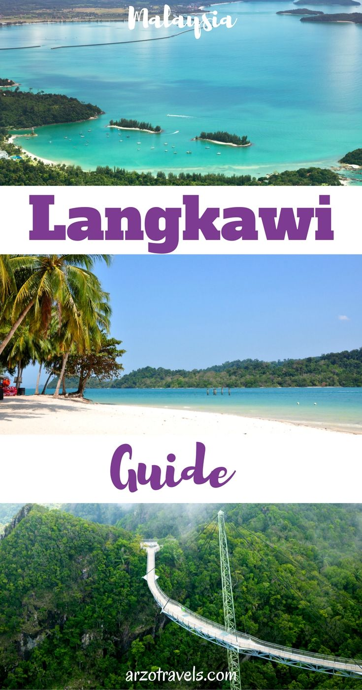 What to do and see in Langkawi - one of the most beautiful islands in Malaysia. A guide to this truly magical place called Langkawi in Malaysia. Find out all you need to know for your first trip. What to do and see in Langkawi - beach holidays in Malaysia.