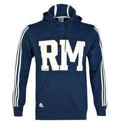 Real Madrid Core Hoody Navy Real Madrid Official Merchandise Available at www.itsmatchday.com