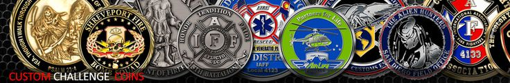 Challenge Coins - promler.co.uk - Custom Embroidered Patches - Custom Lanyards - Custom Lapel Pins
