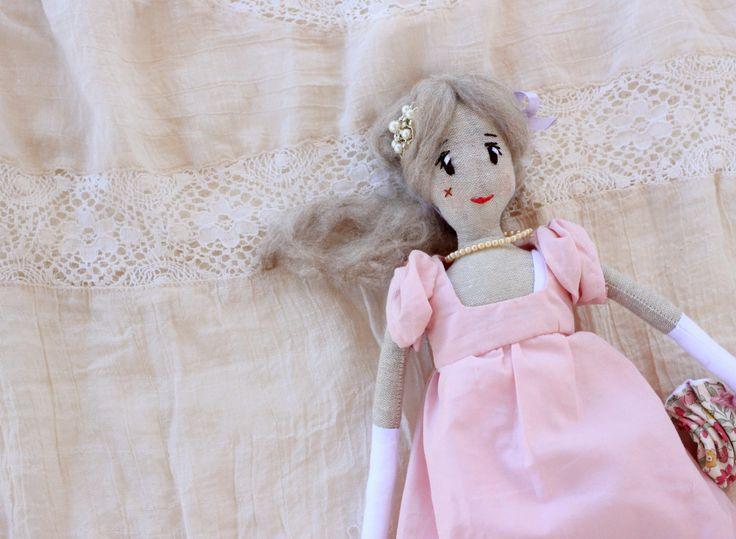 An Austen Inspired Doll