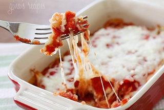 Spaghetti Squash Lasagna — Recipe from Skinny Taste