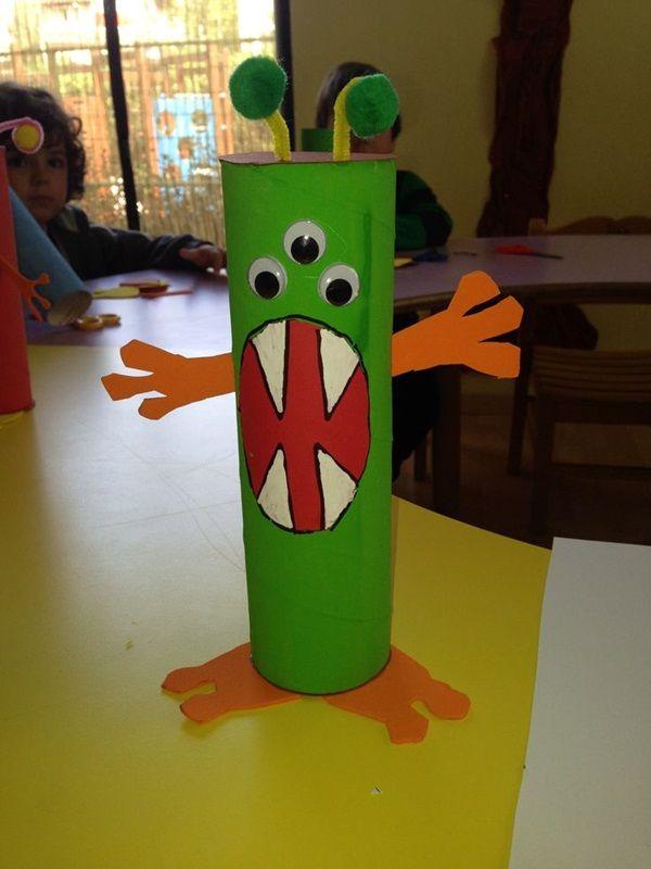 25 Easy Alien Craft Ideas for Kids