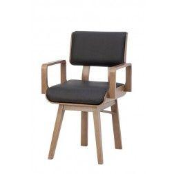 Fotel drewniany B-1209 Fameg