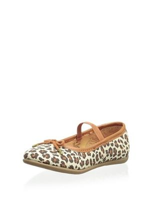 53% OFF Carter's Kid's Lyra Mary Jane (Khaki Cheetah)
