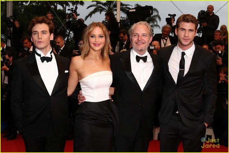 Catching Fire at Cannes!