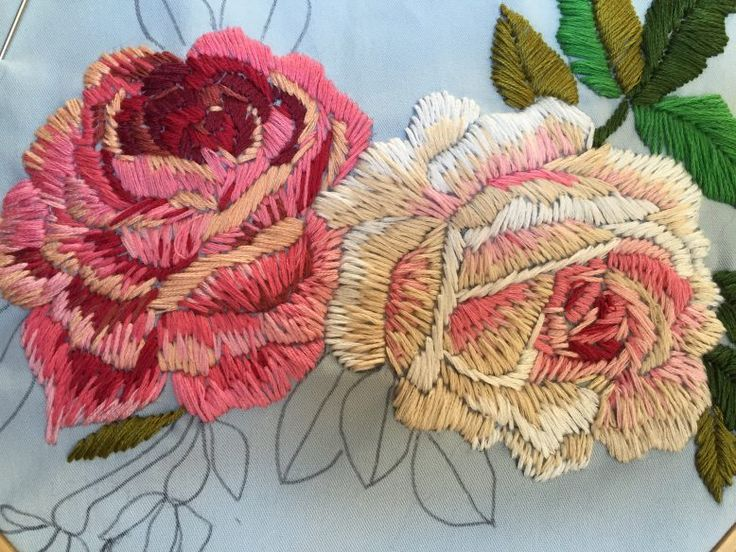 Tessa Perlow - A Pair & A Spare | How to: Seriously Cool Embroidery with Tessa Perlow